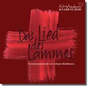 """CD-Cover """"Lied des Lammes"""""""