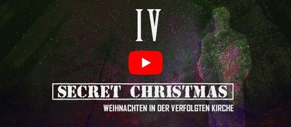 Secret Christmas: 4. Advent