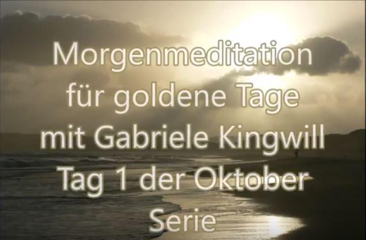 morgenmeditation gratis