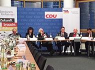 Bundesvorstandssitzung der Senioren-Union der CDU Deutschlands