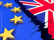 Eine Illustration vom Brexit