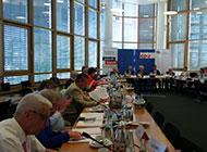 Bundesvorstandssitzung im Juni 2016