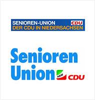 Logo der Senioren-Union Niedersachsen und der Senioren-Union Nordrheinwestfalen