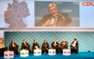 Deutschlandkongress der CDU/CSU
