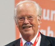 Portrait von Prof. Dr. Otto Wulff
