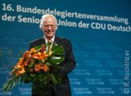 Prof. Dr. Otto Wulff wurde wiedergewählt