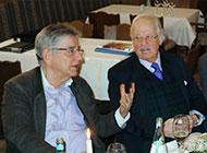 Dr. Thomas Goppel MdL und Otto Wulff