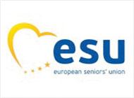 Das Bild zeigt das Logo der ESU
