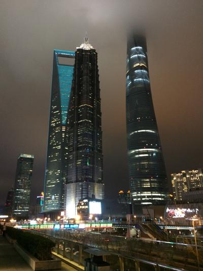 Im boomenden Shanghai unterhält die Schnitzer Group eine Dependence.
