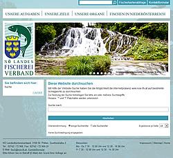 Neue Such-Funktion auf www.noe-lfv.at