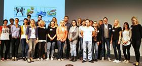 Gruppenfoto Abschlussveranstaltung