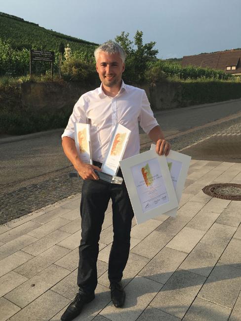 Internationaler Grauburgunder-Preis 2017
