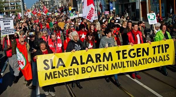 CETA en TTIP stoppen