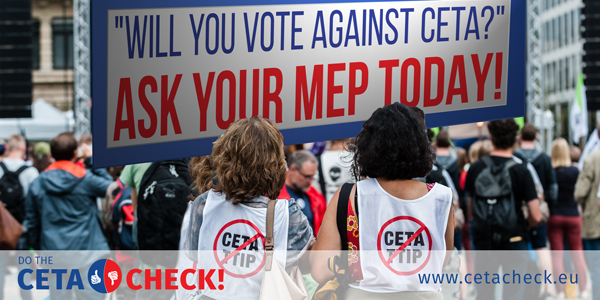 Ask your MEP today!