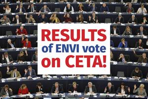 Results of ENVI vote