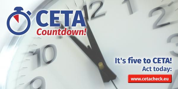 5 to CETA