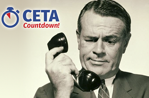 Call your MEP - the CETA CHECK phone guide is there to help you
