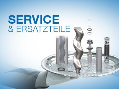 Service & Ersatzteile