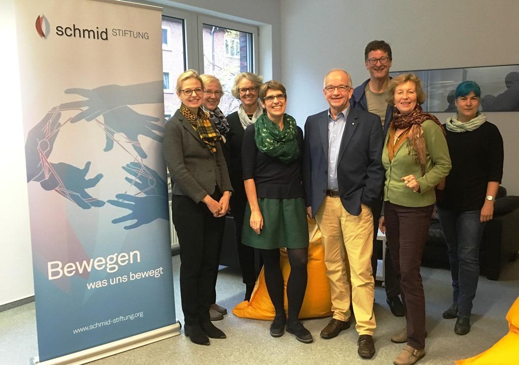 Forum Gute Tat und Schmid Stiftung