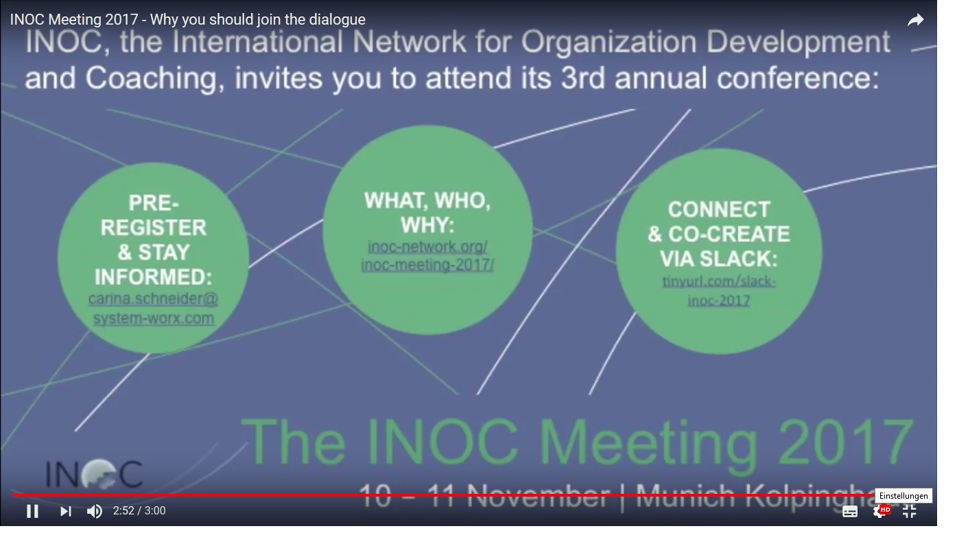 INOC Meeting 2017