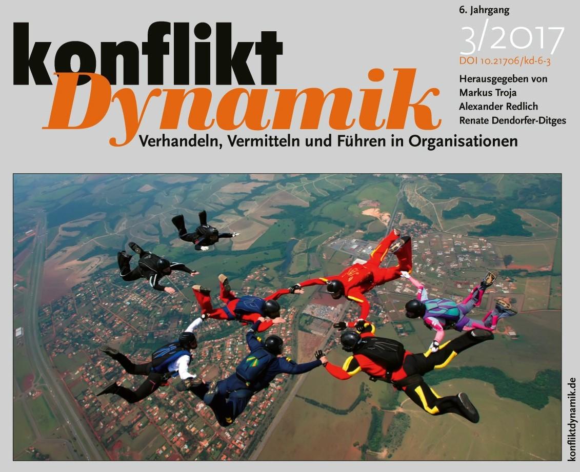 "Bernd Schmid im Interview in ""Konflikt Dynamik"""
