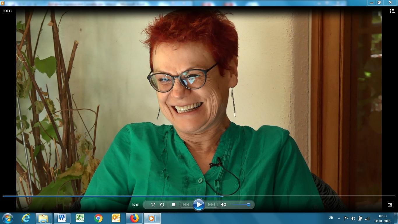 Cornelia von Velasco im Interview