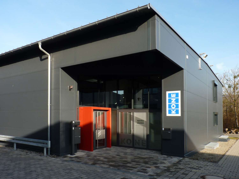Neueröffnung KONE Niederlassung in Markdorf