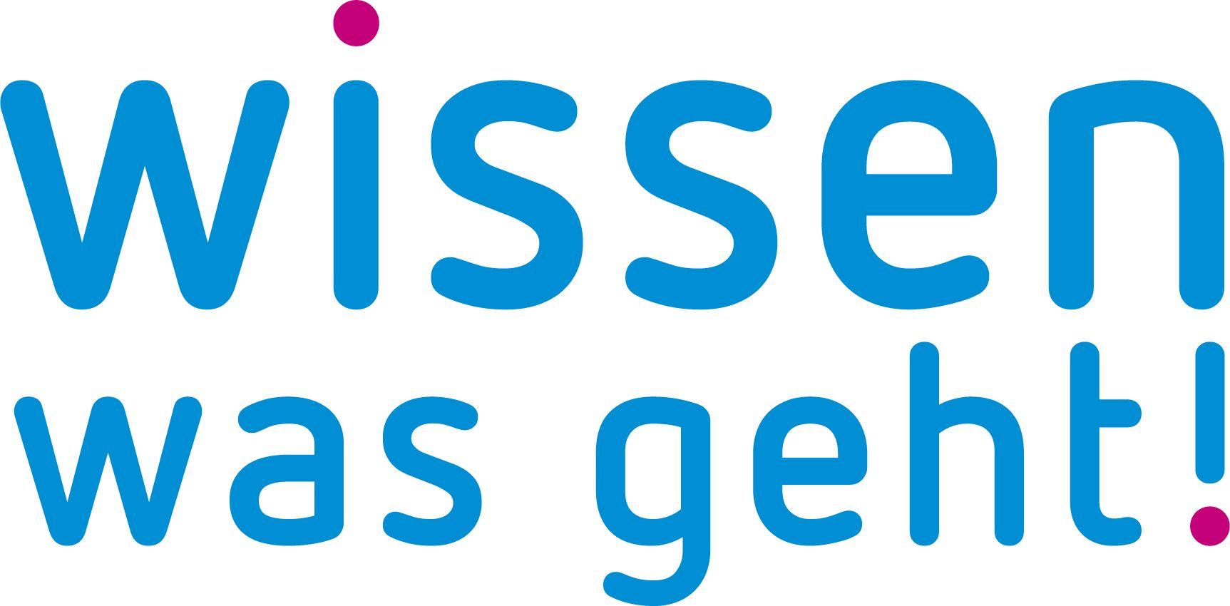 wissen was geht!-Logo