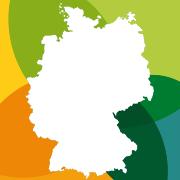 Deutschlandkarte jbj, CC0