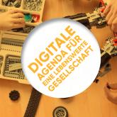 Digitale Agenda für eine lebensWerte Gesellschaft © BMFSFJ