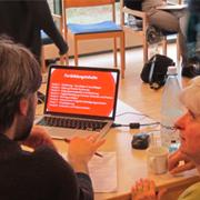 """Auftakt des bundesweiten Netzwerks """"digitale Jugendbeteiligung"""" © DKJS"""