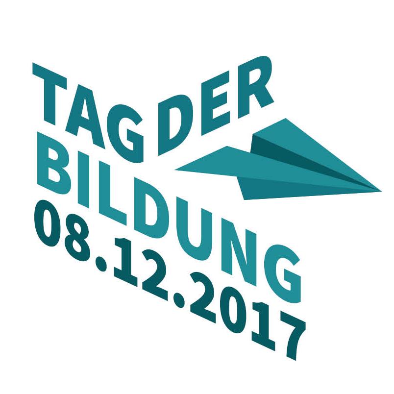 Logo Tag der Bildung 2017