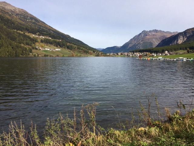 Haidersee Tirol