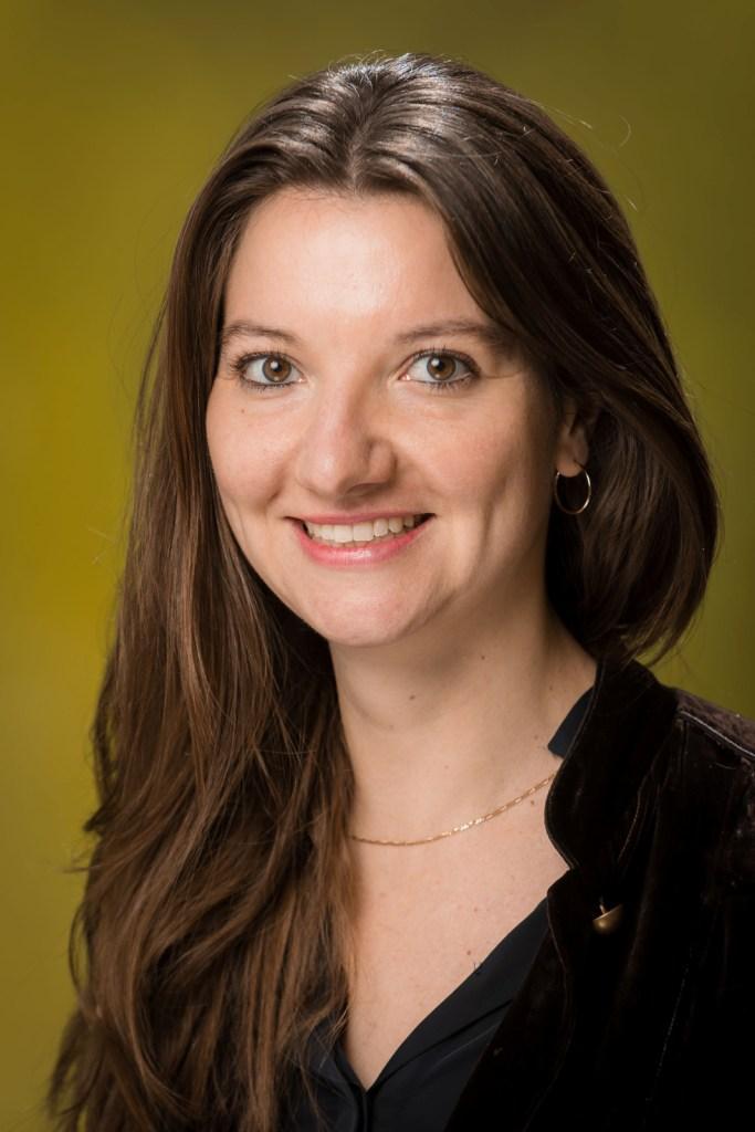 Portrait Anne-Sophie Weißenhorn