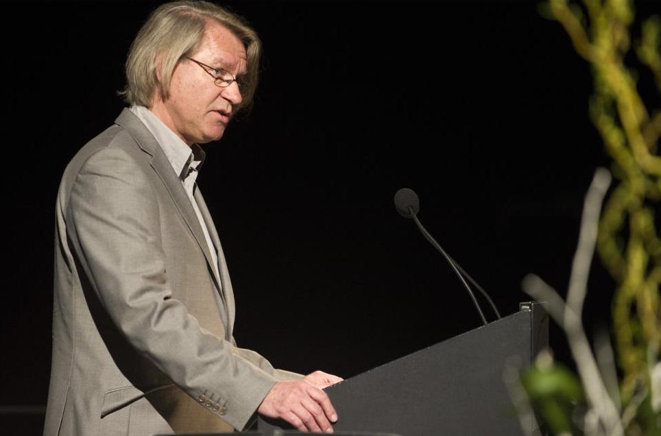 Gedenkfeier Hans Erni