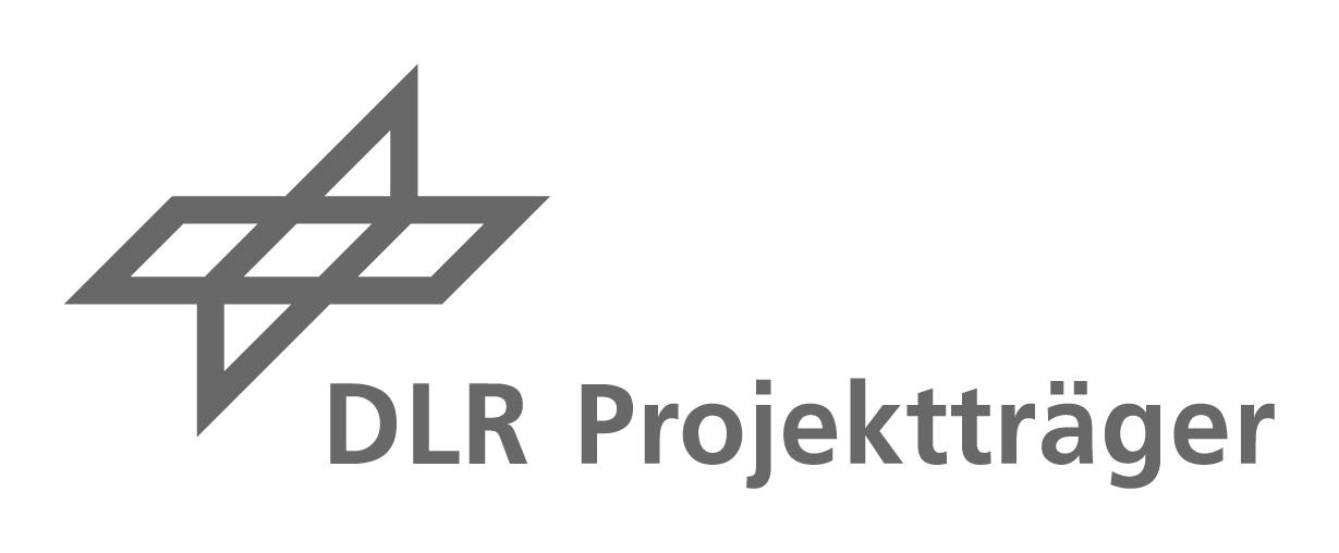Logo des DLR Projektträgers