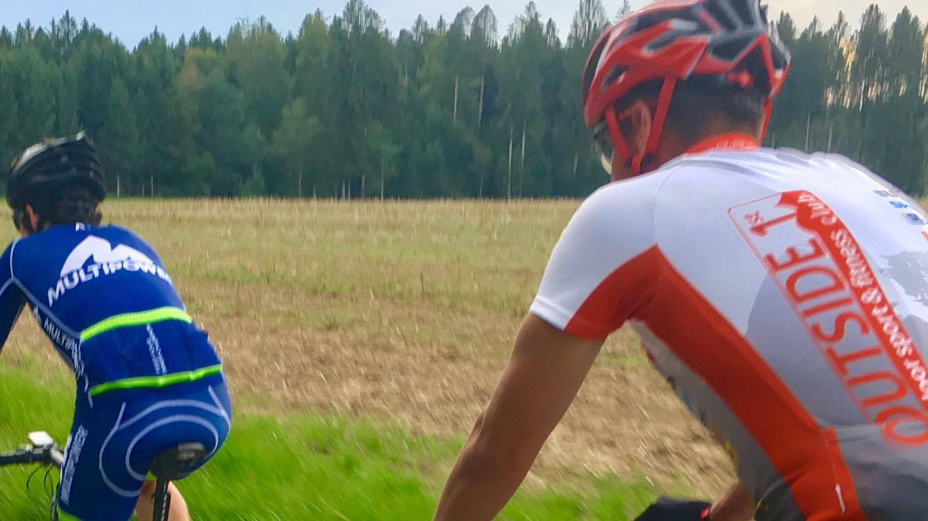 Cyclocross bei outside 1st