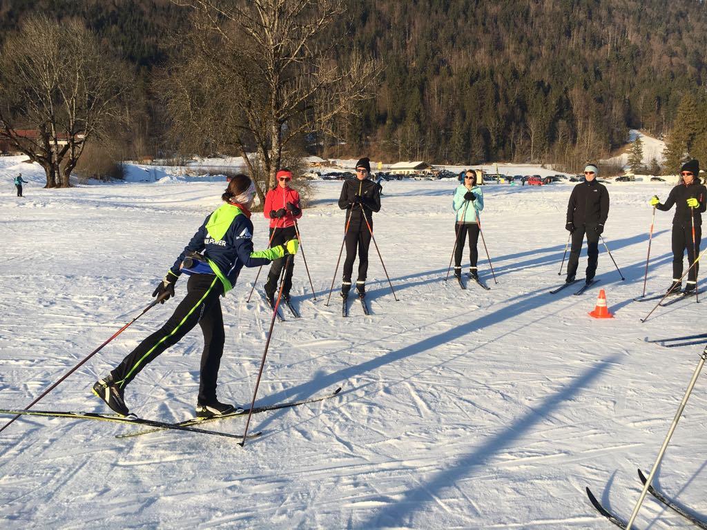 Skilanglaufkurs klassische Technik mit outside1st