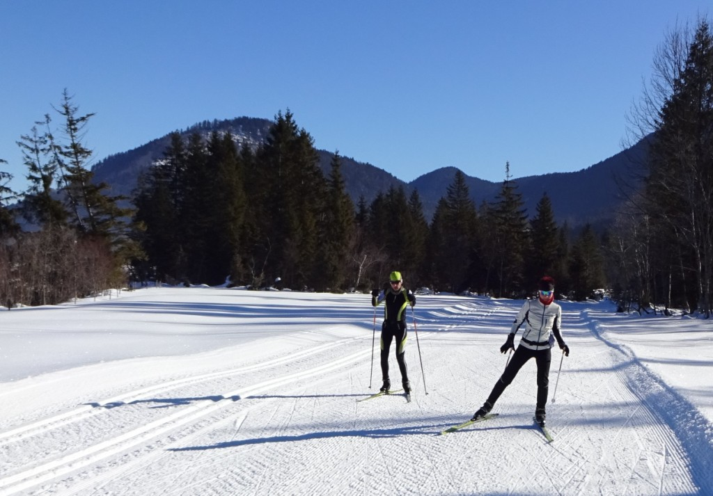 Skilanglaufkurse klassisch & skating mit outside1st