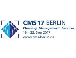 CMS Logo 2017, Bild: Messe Berlin