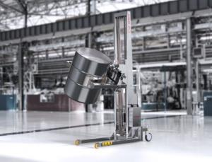 Upgrade für Hovmands Hebelift E300R, Bild: Hovmand