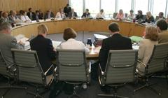 Ausschusssitzung