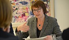 Monika Düker, Fraktionsvorsitzende