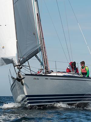 Skippertraining auf X-Yachts
