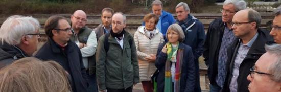 Veranstaltung mit Matthias Gastel in Remchingen