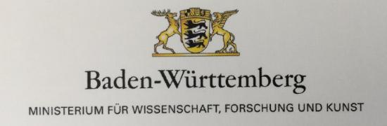 Stärkung der Baden-Württembergischen Hochschullandschaft