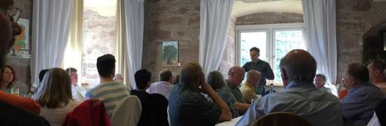 Veranstaltung: Gerhard Schick