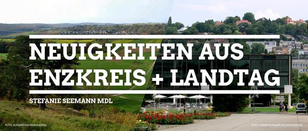 Neuigkeiten aus Enzkreis+ Landtag