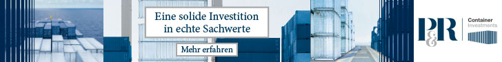 P&R Container Investments / Werbung