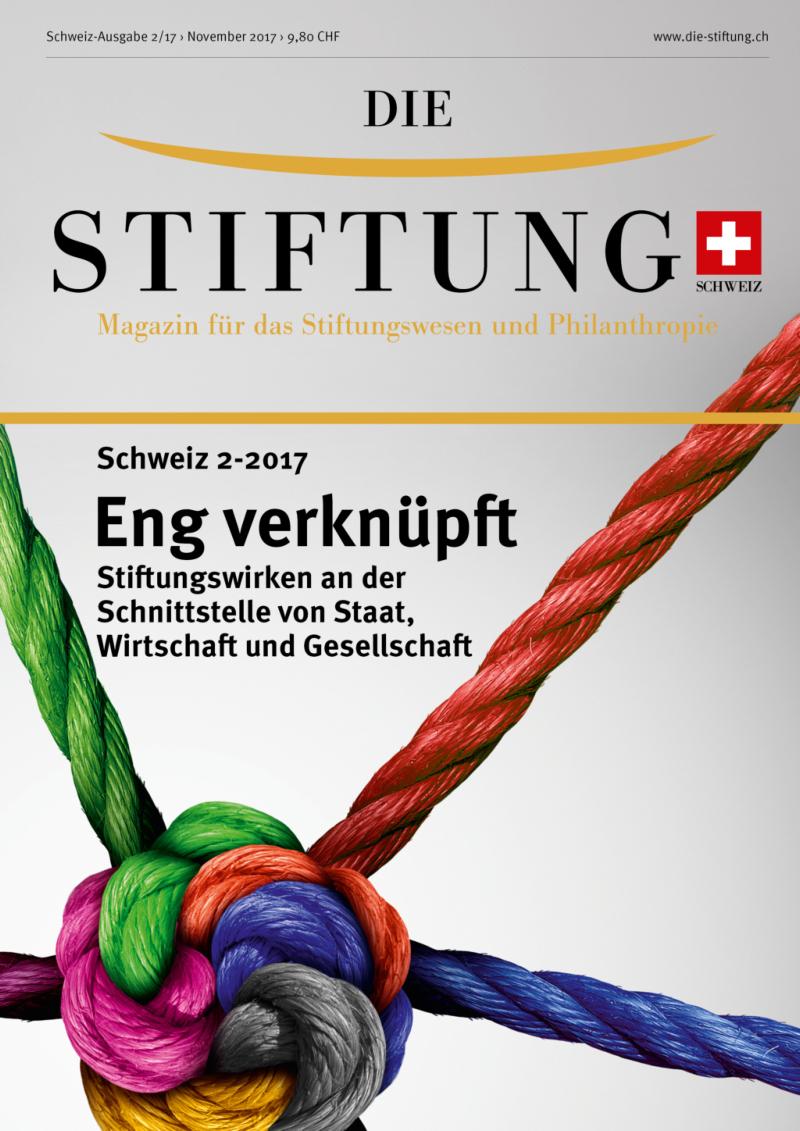 DIE STIFTUNG Schweiz 2-2017